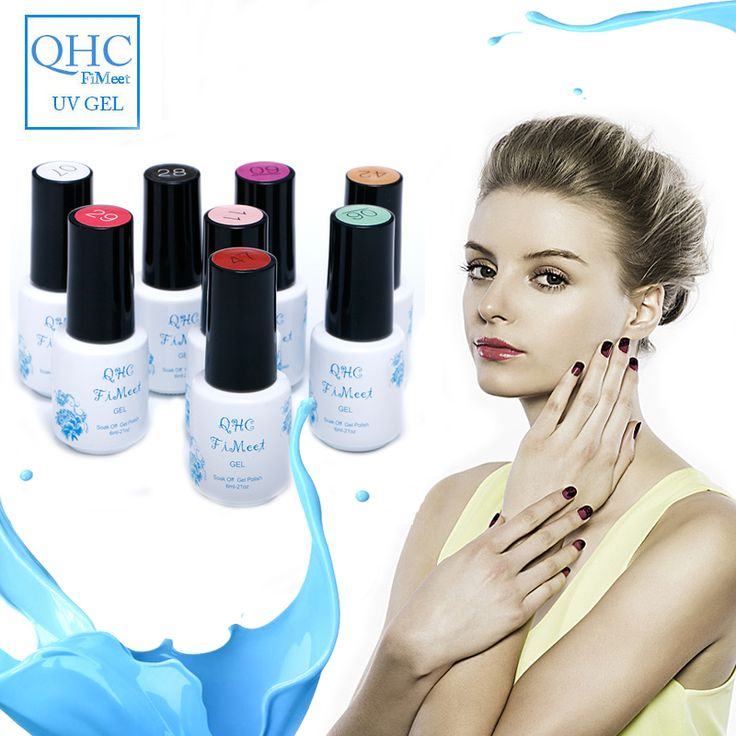 UV Nail Gel Base Top Coat UV LED Lamp Nagellak Gel Nail Art Ontwerp Langdurige Nieuwe Heldere Kleurrijke 60 Kleuren Manicure Tool