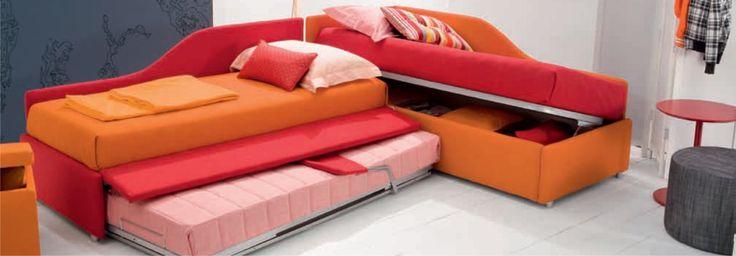 Letti Outlet: camere da letto e letti a castello