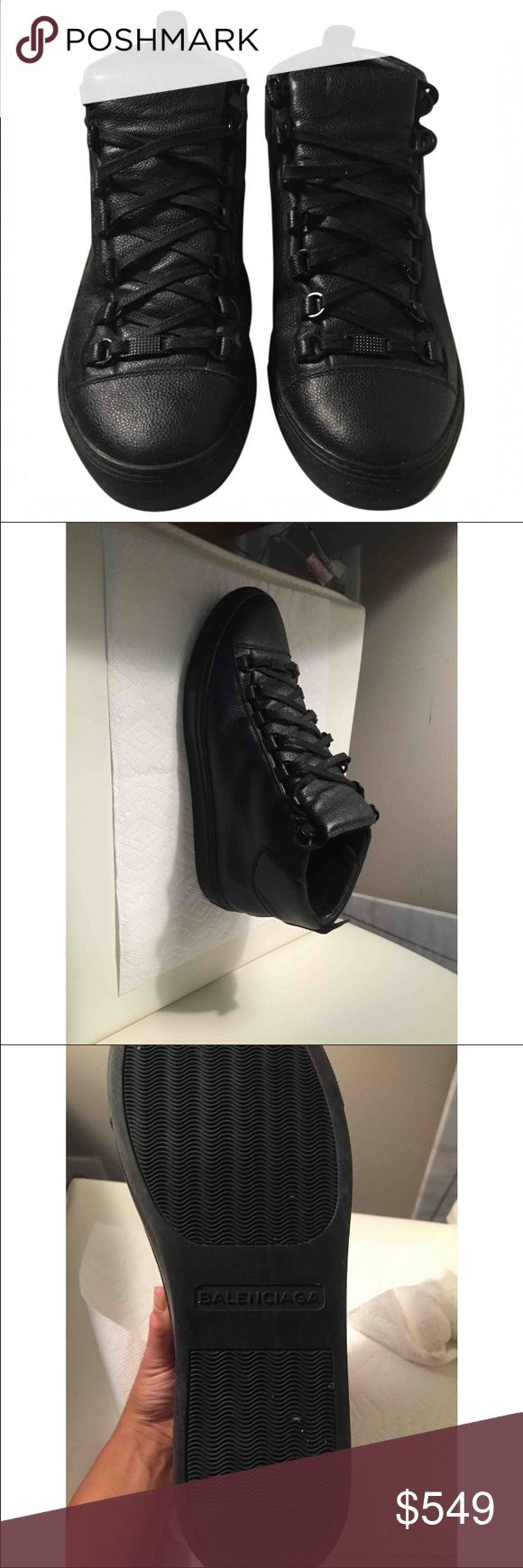 Men's Balenciaga Arena Shoe men's arena sneakers Balenciaga Shoes Sneakers