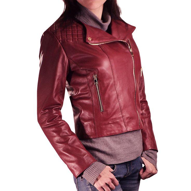 Pierotucci итальянские кожаные куртки женские