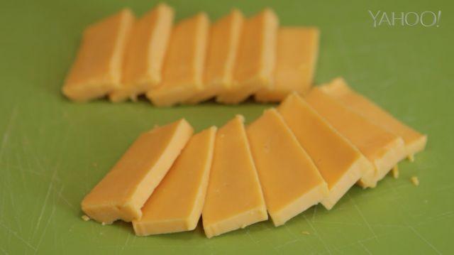 Hazlo fácil: Cómo cortar queso.