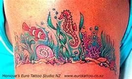 63 best images about sea life tattoos on pinterest for Inflictions tattoo covina ca
