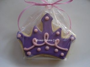 princess cookies