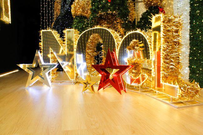 'Noel 200' and custom Lynx set // © Idolight