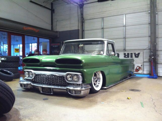 How about some pics of 60-66 Trucks - Page 211 - The 1947 - Present Chevrolet & GMC Truck Message Board Network