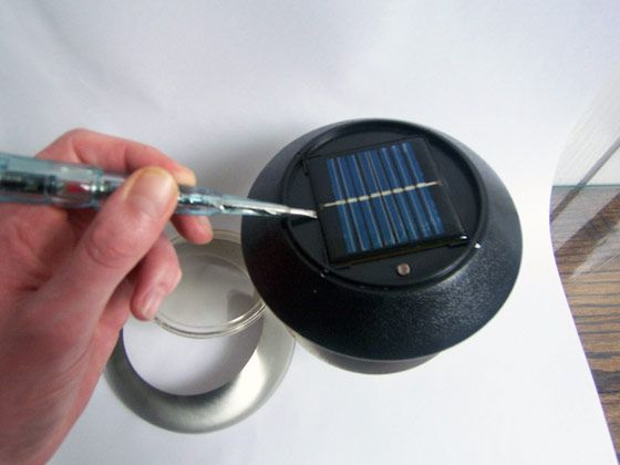 Diy solar powered radio this is a good use for the solar for How to make a simple solar panel for kids