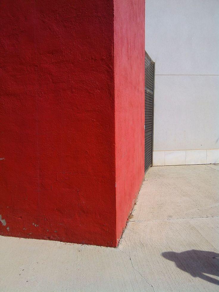 paret vermella