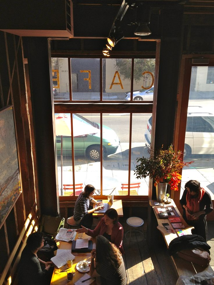 BEST COFFEE HOUSES in San Francisco - Stable Cafe  2128 Folsom Street, San Francisco