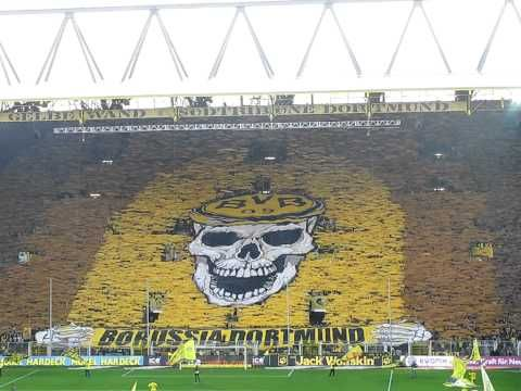 BVB supporters, best supporters in Europe bar none, atm.