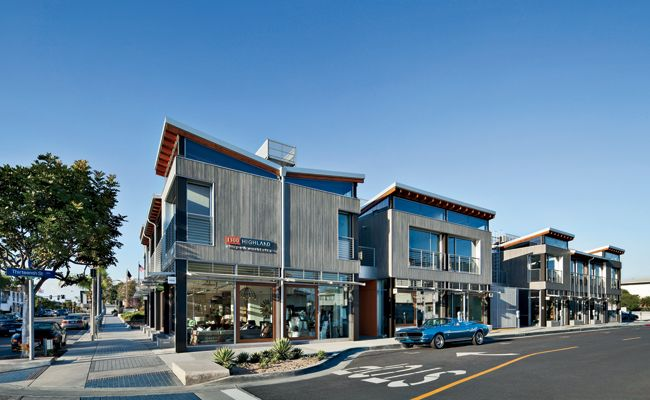 1300 Highland Avenue by KAA Design...this is a very interesting project...I love it.