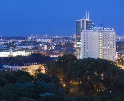 Hotel Novotel Poznań Centrum - Sale Weselne Poznań - http://www.saleweselne.com/poznan/novotel-poznan-centrum.html