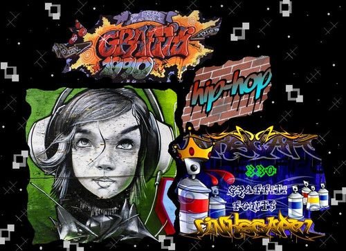 Imagenes de graffitis chidos 1