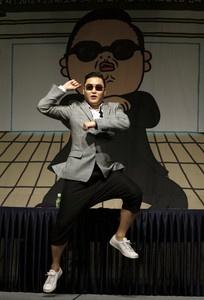 El rapero surcoreano PSY y su Gangnam Style, una de las noticias más buscadas en Google en el año 2012. Lee Jin-man | AP