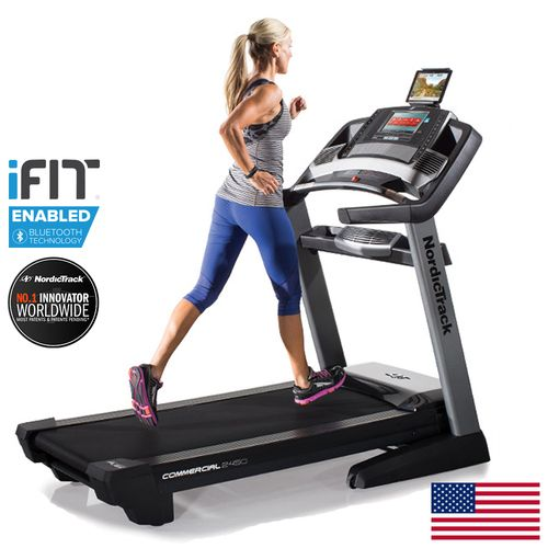 NORDICTRACK COMMERCIAL 2450 TREADMILL