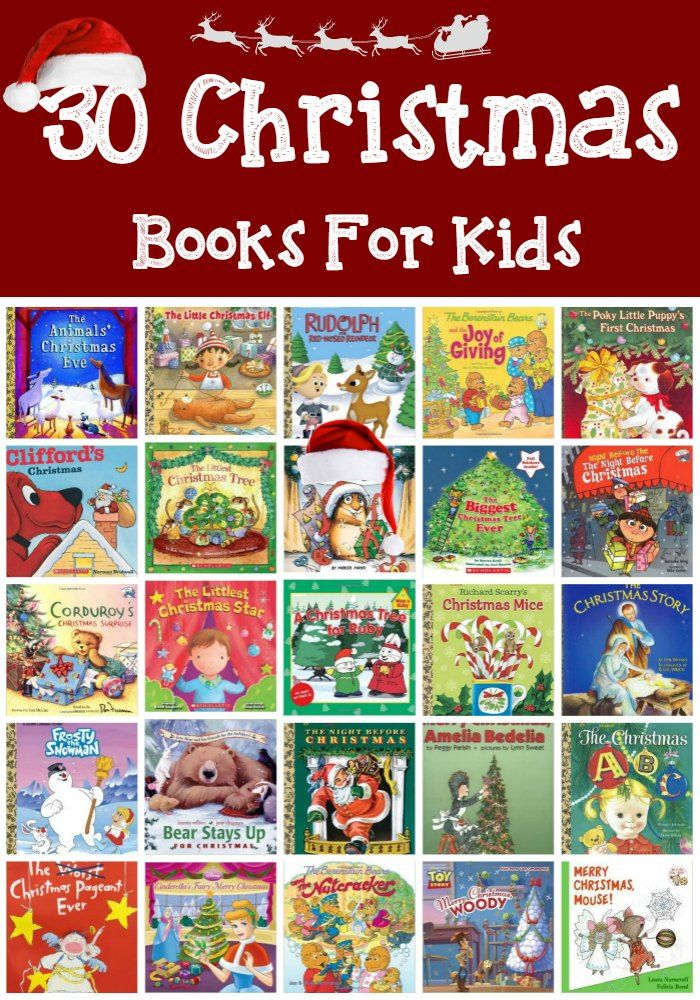 30 Wholesome Christmas Books For Kids