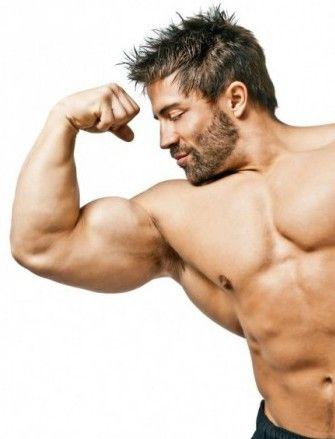 Идеальное тело мужчины