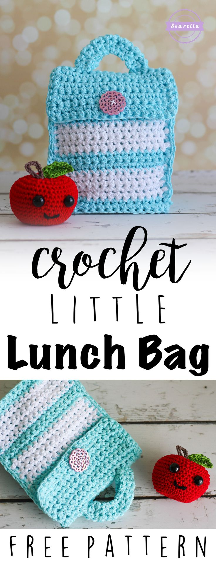 281 best Crochet: Bags and Accessories images on Pinterest | Crochet ...