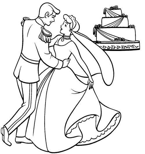 how to draw a princess cinderella
