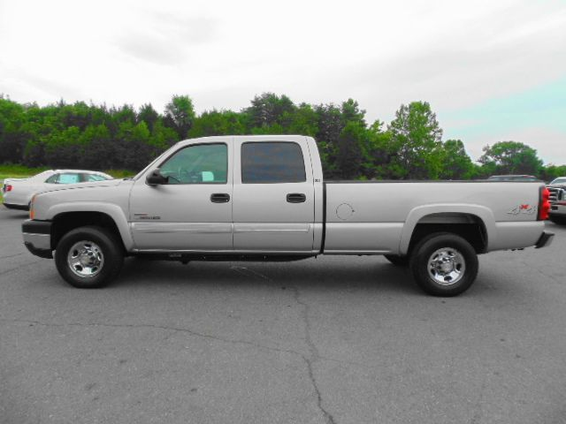 2004 chevrolet silverado 2500 ls crew cab. Black Bedroom Furniture Sets. Home Design Ideas