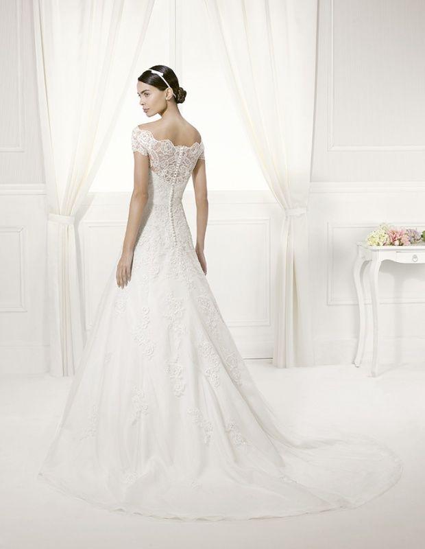FERROL. Alma Novia. Свадебные платья. Каталог. Свадебный салон Del Amor