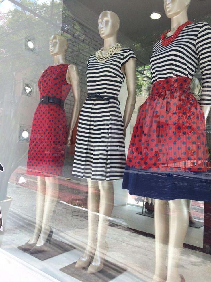 Polkadots and stripes