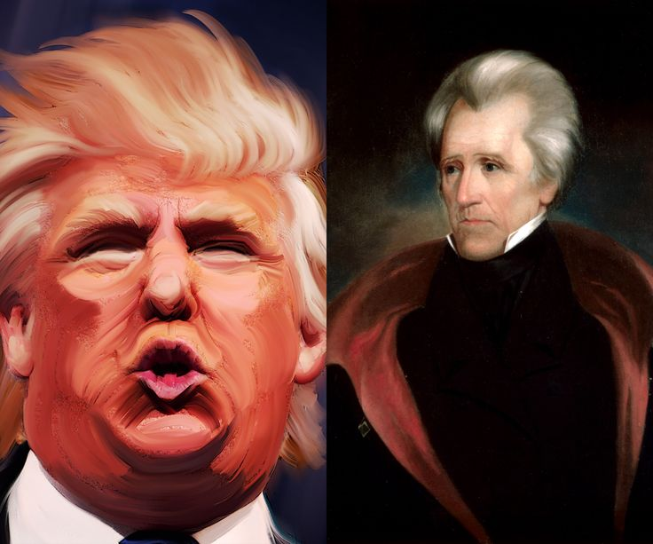 Andrew Jackson Is a Poor Presidential Role Model - http://megalextoria.blogspot.com/2017/03/andrew-jackson-is-poor-presidential.html
