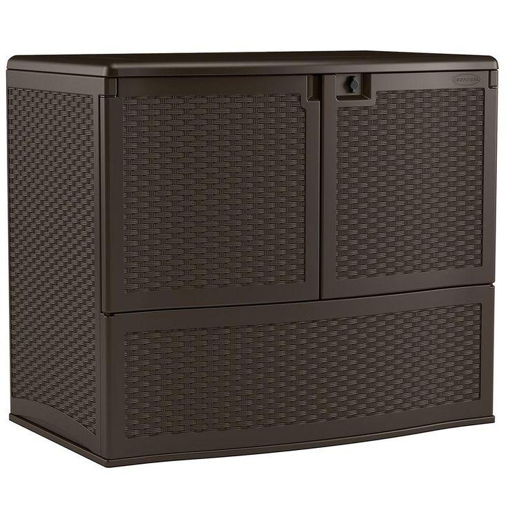 Best 25 Deck box ideas on Pinterest Blanket box Pallet chest