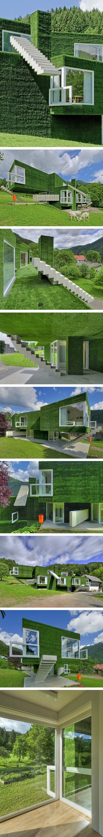 1000+ images about Architecture - green on Pinterest