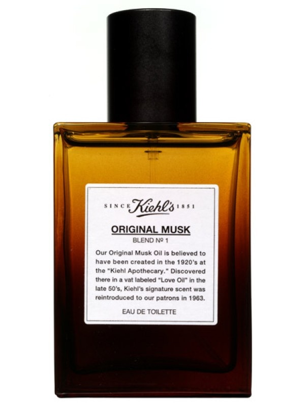 Kiehl S Musk Oil Natural