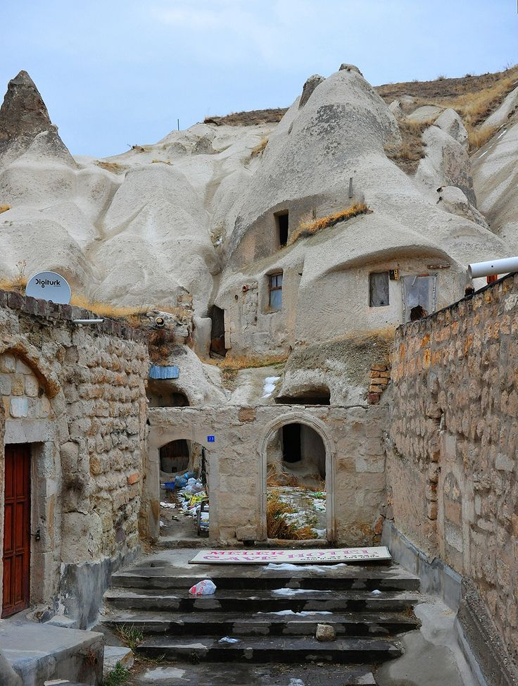 Göreme, Cappadocia, Kapadokya, Urgup, Nevsehir_ Turkey