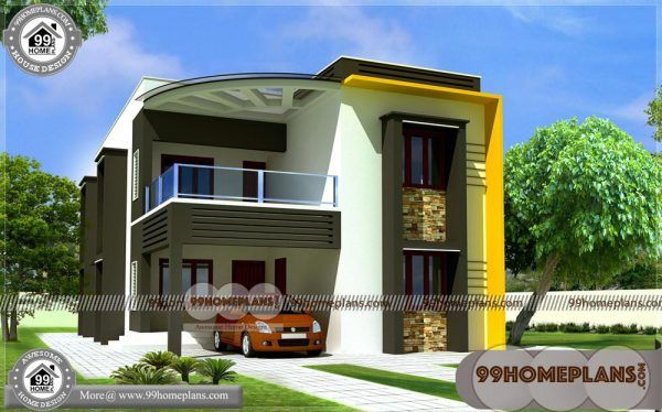 Long Narrow Homes Two Storey House Design With Terrace Collections House Design Living Room Interior Design Photo Gallery House