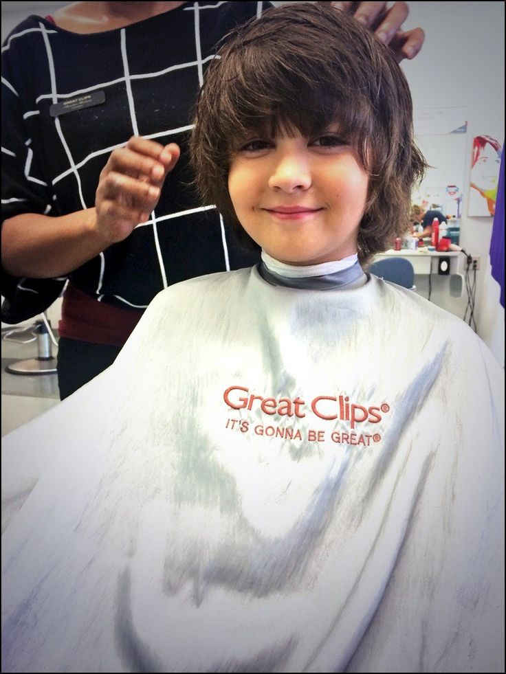 Great Clips Kids Haircut