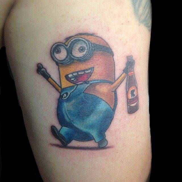 Tattoo Ideas Near Me: Best 25+ Minion Tattoo Ideas On Pinterest