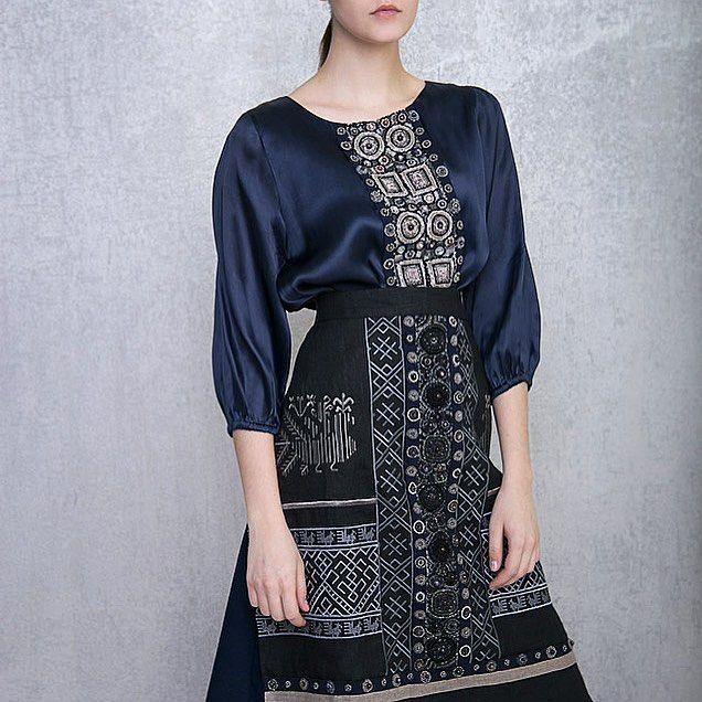 Блуза + юбка + фартук, или платье + фартук - прекрасно ✨🙌🏻✨ Очень люблю эту комбинацию ❤️ #levadnajadetails #traditions #russianstyle #artwork #русскийстиль #lux #русскиетрадиции