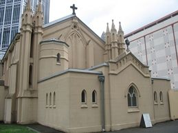 St Francis' Church , Melbourne