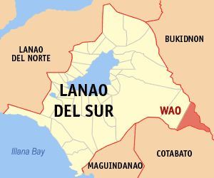 Villagers in the Christian town of Wao, Lanao del Sur said on Sunday that they would reject the deal between Malacañang and the Moro Islamic Liberation Front (MILF) and refuse to be included in the proposed Bangsamoro territory.