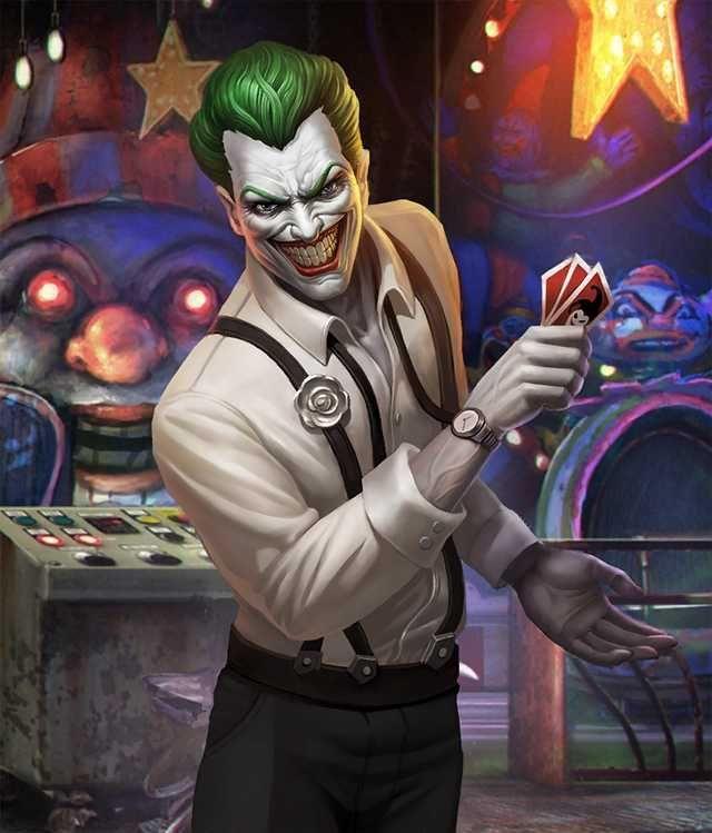 Injustice 2 Mobile Roster Joker Art Injustice 2 Joker Joker Comic