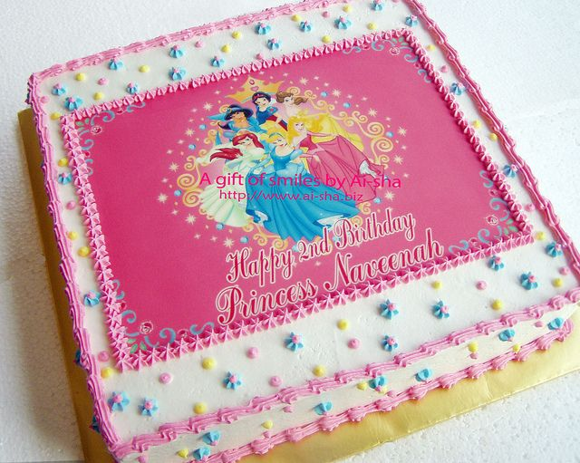 faboulous disney princess birthday cakes | Recent Photos The Commons Getty Collection Galleries World Map App ...