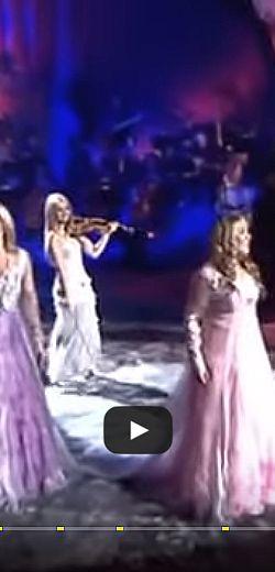 Quatre voix et un violon qui vous donneront le frisson!
