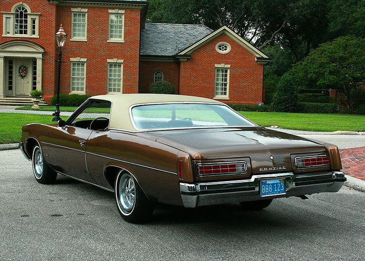 38 best 70's American cars...Age of excessive size and funky vinyl