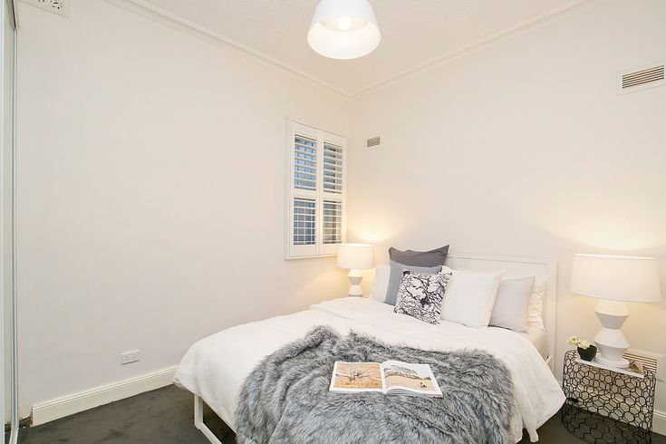 Good sized bedrooms, main with built-ins - 39 Marion Street Leichhardt at Pilcher Residential