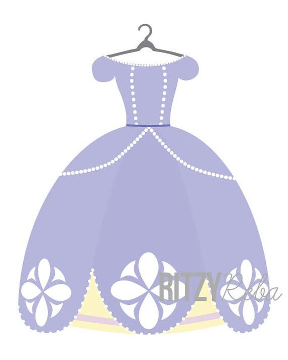 Disney Girls Nursery Art Princess Sophia the by RitzyRebaDesigns