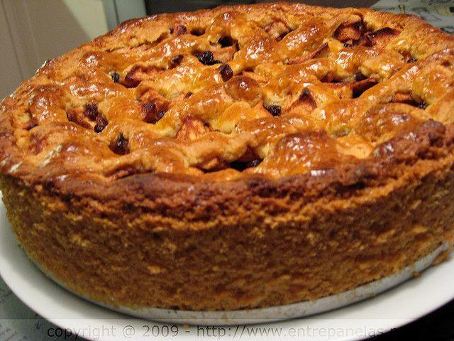 Descubra a verdadeira torta holandesa: a torta de maçã. Uma deliciosa receita típica da culinária holandesa simples de preparar (acompanha fotos).