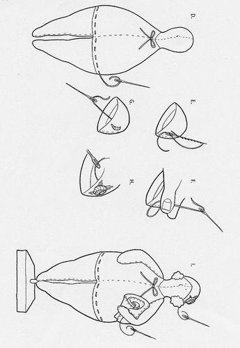 Molde, #tutorial #DIY #PAP