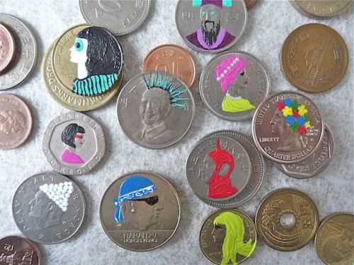 Spicing Up Your Legal Tender - and exploring different currencies.