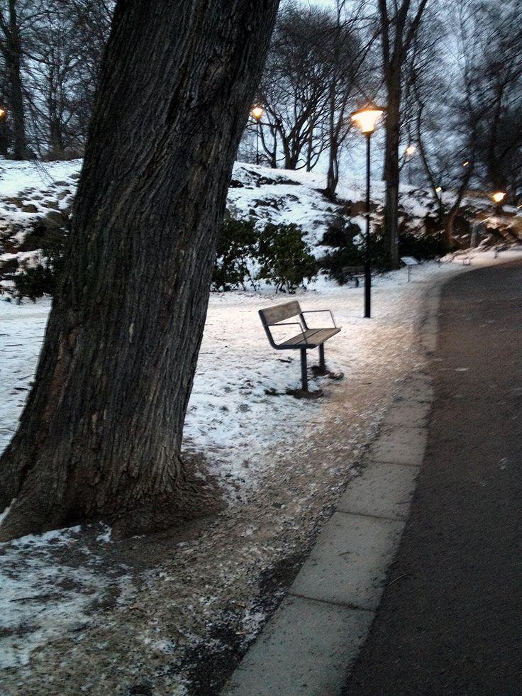 Stockholm 2014 - Humlegården.