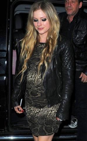 Avril Lavigne apareció con enorme pancita ¿Está embarazada?, Noticias, chismes, chismes de famosos, noticias de celebridades, cotilleo, Gossip, News, Famosos, Estrellas
