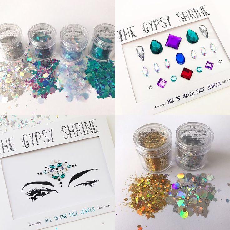 Gypsy shrine glitter