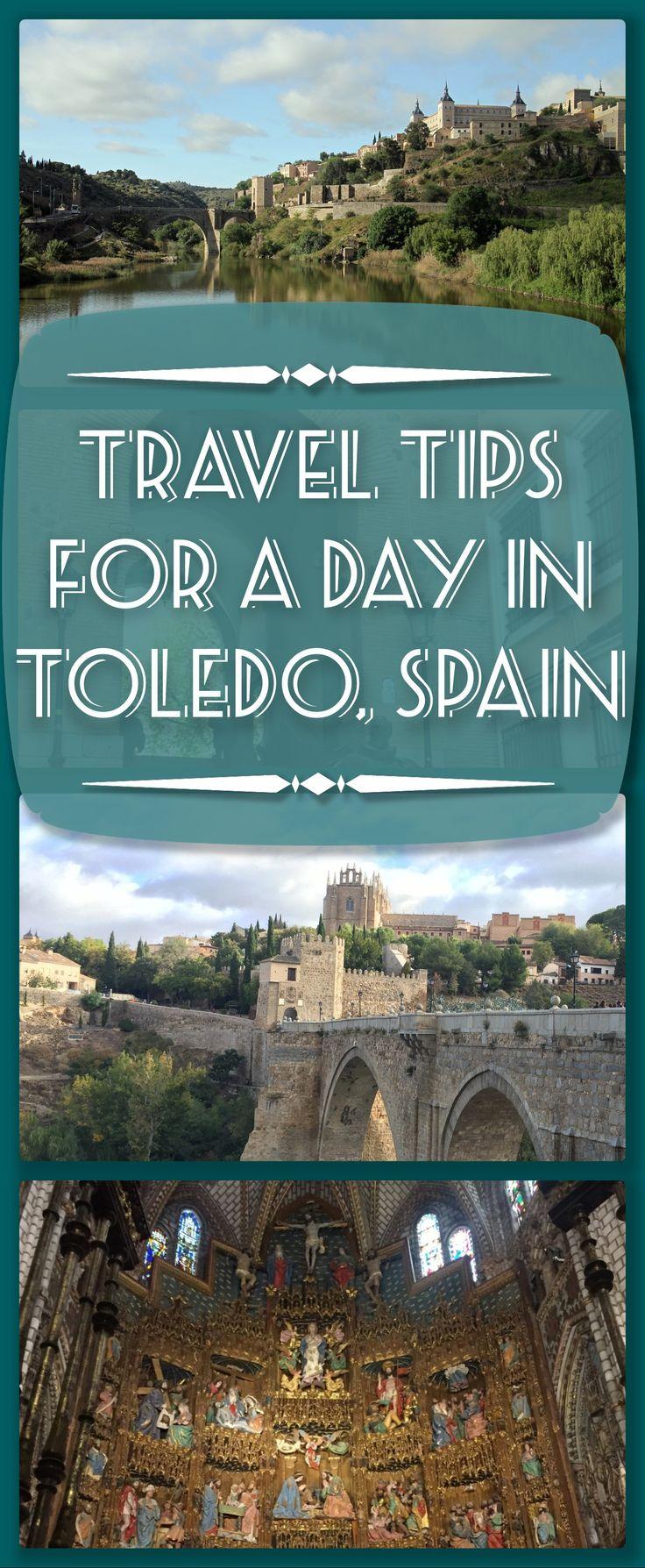 Travel Tips for Toledo, Spain