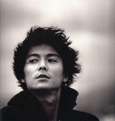 Fukuyama Masaharu by Shoji Ueda;福山雅治 by 植田正治 | by tanpeiyu